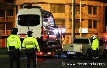 En Cuenca y Loja los operativos de cumplimiento del toque de queda y venta de licor se intensifican - El Comercio (Ecuador)