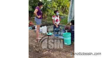 Residentes en el Pablo Mella Morales denuncian falta de agua potable - Noticias SIN - Servicios Informativos Nacionales