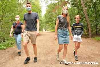 Kalmthoutse Heide: gezellig druk, maar geen overrompeling