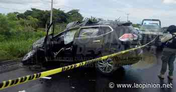 Muere médico de Coatepec tras fuerte volcadura en retorno de palmar - La Opinión