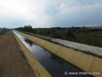 Tras casi tres años terminan revestimiento del Río Coatepec en Chimalhuacán - Milenio