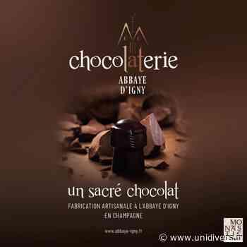 La chocolaterie d'Igny de 1884 à nos jours Abbaye d'Igny samedi 19 septembre 2020 - Unidivers