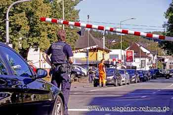 Ampel an Bahnschranke erneut defekt: Fahren bei Rot das Gebot - Siegener Zeitung