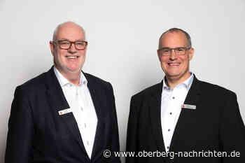 Doppeljubiläum im Sparkassen-Führungsduo | Gummersbach Nachrichten - Oberberg Nachrichten | Am Puls der Heimat.