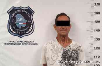 Detienena presunto homicida en la ciudad de Delicias - Noticias Chihuahua