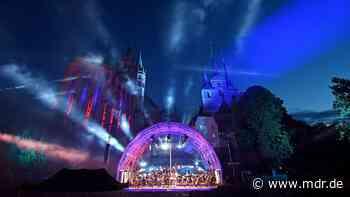 Erfurt: Mehr als 10.500 Besucher bei Domstufen-Festspielen - MDR