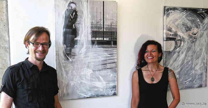 Heidelberg:  Fotos von Berna Gülerbasli und Sebastian Schäuffele in der Stadtbücherei