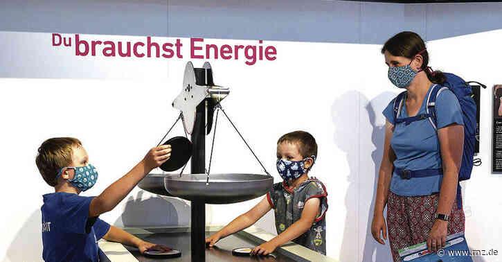 Heidelberg:  Das gibt es auf der MS Experimenta zu entdecken