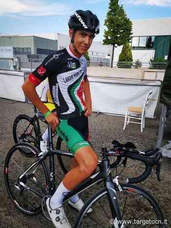 """Luca Rosa, dell'ASD Alba Bra Langhe Roero, 11esimo alla cronometro di Castello: """"Segnale decisamente positivo"""" - TargatoCn.it"""