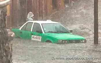 Intensa lluvia causa afectaciones en casas y calles de San Miguel de Allende - El Sol de León