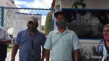 Desplazados de San Miguel Copala se manifiestan en la DDHPO - TV BUS Canal de comunicación urbana
