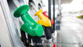 CHEAPEST 5: Where to fill up for the week ahead - Warwick Daily News