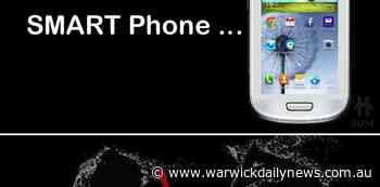 Smart Phone! Dead Driver! - Warwick Daily News