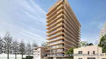 Cricketer's new Burleigh tower play - Warwick Daily News