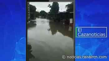 El Cazanoticias: desbordamiento de río afecta viviendas en Puerto López, Meta - Noticias RCN