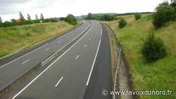 Maubeuge-Valenciennes (RD 649): les travaux se poursuivent jusqu'à la rentrée - La Voix du Nord