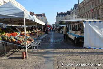 Valenciennes. Le port du masque « imposé » sur les marchés à partir de ce samedi 1er août | L'Observateur - L'Observateur