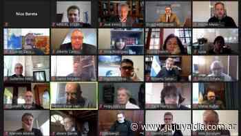Jujuy participó de la mesa del Plan Estratégico para el Desarrollo Minero Argentino - Jujuy al día