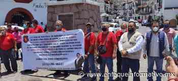 Reclaman solución al conflicto minero de Taxco - Enfoque Informativo