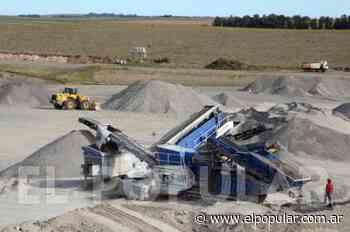 Observan una ''leve recuperación'' del sector minero - Noticias de Olavarría ofrecidas por Diario El Popular » Móvil - El Popular Medios