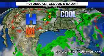 Houston forecast: August heat is back this week - KPRC Click2Houston