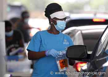 Daily coronavirus numbers for Houston, rest of Texas: August 1 - Houston Chronicle