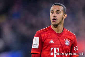 Paris Saint-Germain join the race to sign Bayern midfielder Thiago - Football Inside