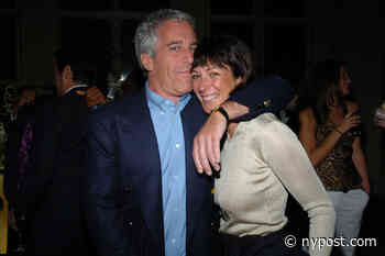 Ghislaine Maxwell allegedly recruited French girl to 'service' Jeffrey Epstein in Paris - New York Post