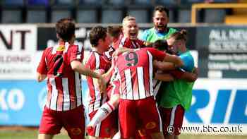Altrincham & Weymouth promoted to National League