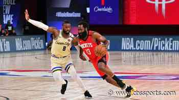 Bucks vs. Rockets score: Live updates as Milwaukee and Houston continue the NBA's restart at Disney World - CBSSports.com