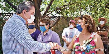 Anuncia alcalde de Jiutepec inversión hídrica en la zona - La Jornada Morelos