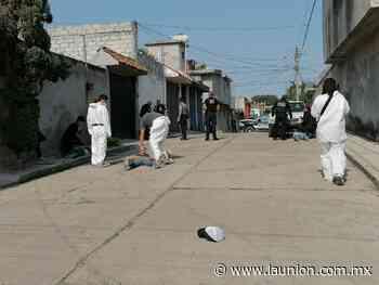 Tres detenidos en Jiutepec; presuntamente iban a privar de la libertad a una persona - Unión de Morelos