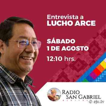 HOY estaremos dialogando en Radio San Gabriel @pueblo_aymara En vivo, aquí: … - eju.tv