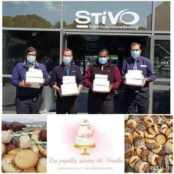 Val-d'Oise. Des biscuits à Osny pour réchauffer les cœurs - actu.fr