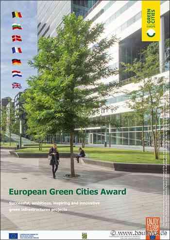 Bewerbung zum European Green Cities Award bis zum 31. August verlängert