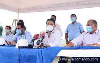 Cuerpo de Ingenieros del Ejército construirá el hospital de Pedernales - El Comercio (Ecuador)