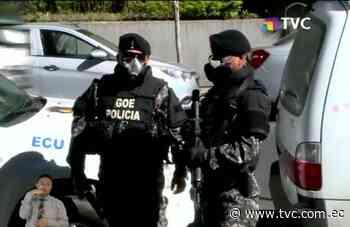 Tres contratistas de Manabí son investigados por el caso Pedernales - tvc.com.ec