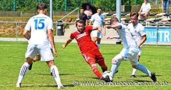 TSC Zweibrücken siegt 3:2 in Test gegen Pirmasens II - Saarbrücker Zeitung