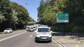 Lambersart : un piéton décède, percuté par une camionnette près du Pont-Royal - La Voix du Nord