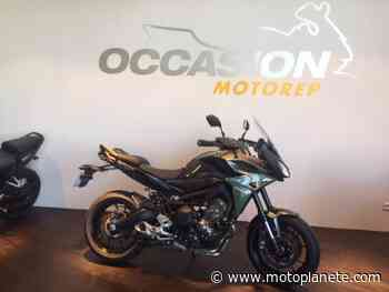 Yamaha MT-09 TRACER 2017 à 7990€ sur ORVAULT - Occasion - Motoplanete