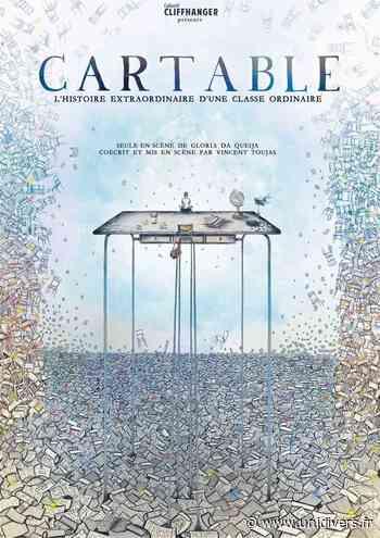 Spectacle « Cartable » Éspace « Chemins-Bideak » samedi 19 septembre 2020 - Unidivers