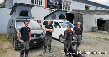 Iroise fourgons aménagés : quatorze mois de délai pour un véhicule neuf - Le Télégramme