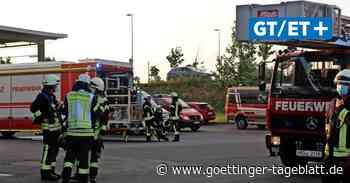 Heiligenstadt: 20 000 Euro Schaden nach Brand in Etikettendruckerei - Göttinger Tageblatt
