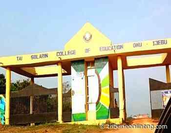 Ogun: Students leaders pass vote of confidence on TASCE provost - NIGERIAN TRIBUNE