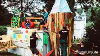 Hilchenbach: Bauspielplatz wird trotz Corona zum Erfolg - Westfalenpost