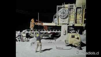 Investigan fallecimiento de hombre al interior de Mina Piedra Blanca en Illapel - Mi Radio