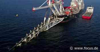 Nord Stream 2: Mysteriöses Wohnschiff mit Russen vor Anker in Sassnitz - FOCUS Online