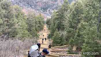 City Council discussing free reservation system for Manitou Incline next week - KRDO