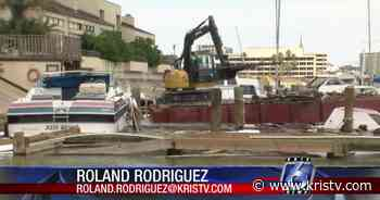 Harbor Del Sol Marina owners vow to rebuild after Hanna - KRIS Corpus Christi News