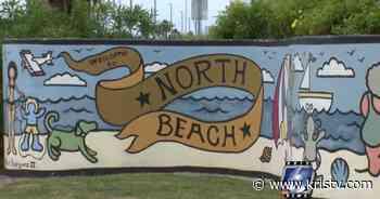 Hanna flooding remains on North Beach after a week - KRIS Corpus Christi News